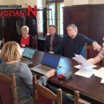 Intensywne posiedzenie komisji