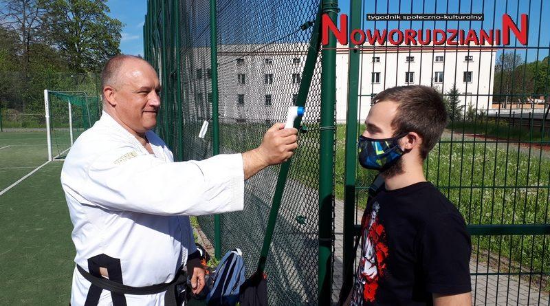 Klub Taekwon-Do ITF Nowa Ruda & TKD Kids wznowił treningi