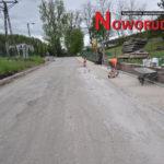 Trwa przebudowa ulicy Górniczej