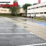 Parking przy MOK-u otwarty