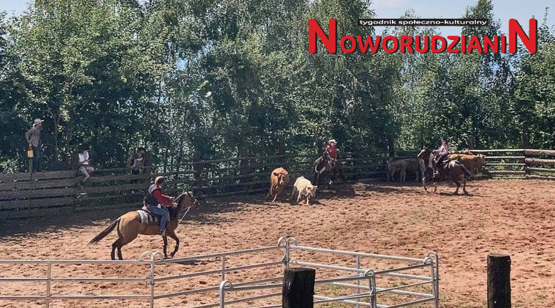 Zawody Rodeo na Rancho Overo