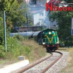 Retro pociąg w Nowej Rudzie