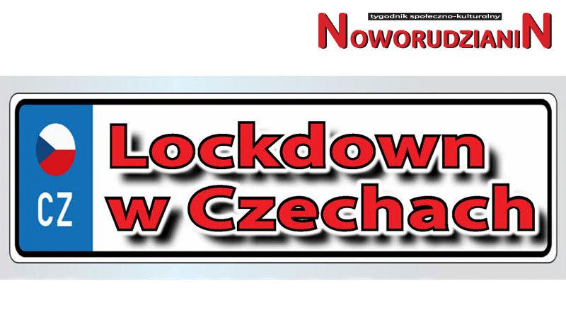 Lockdown w Czechach
