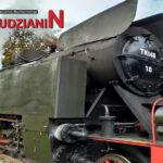 Muzealny pociąg w Nowej Rudzie