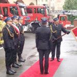 Noworudzianin komendantem powiatowym straży pożarnej