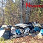 Mamy wysyp dzikich wysypisk śmieci
