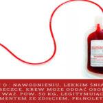 Oddaj krew – zostań bohaterem