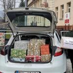 Pierwsze paczki dla Kresowiaków przekazane