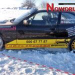 Załoga Jagielnicki Rally Team na Wałbrzyskim Mistrzu Kierownicy