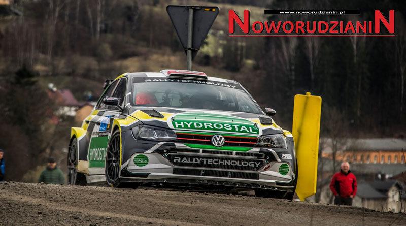 Pierwsza Runda Marten Tarmac Masters – 5 Tech-Mol Rally Nowa Ruda