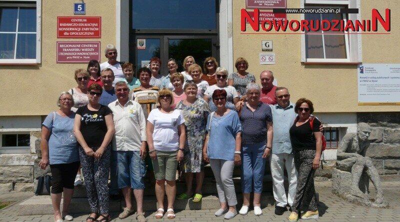Noworudzki UTW – I zajęcia zjazdowe KUS w PWSZ w Nysie