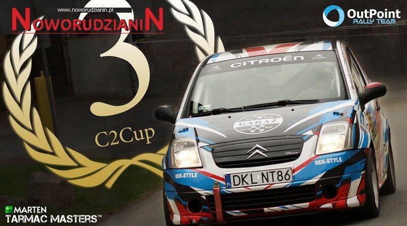 Słodko – gorzki październik dla OutPoint Rally Team
